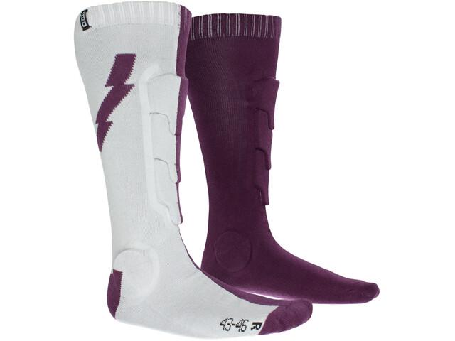 ION BD 2.0 Protection Socks nebula grey